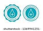 antibacterial formula product... | Shutterstock .eps vector #1369941251