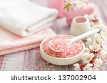 spa | Shutterstock . vector #137002904