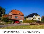 houses in castel Stargard, germany
