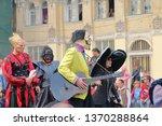 odessa  ukraine   april 01 ... | Shutterstock . vector #1370288864