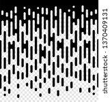 vector halftone transition... | Shutterstock .eps vector #1370409131