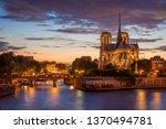 paris  france   may 13  2014 ... | Shutterstock . vector #1370494781