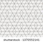seamless vector pattern.... | Shutterstock .eps vector #1370552141