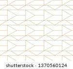 seamless geometric pattern....   Shutterstock .eps vector #1370560124