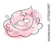 vector illustration of a... | Shutterstock .eps vector #1370561987