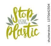 vector logo design template and ... | Shutterstock .eps vector #1370642504