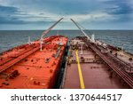 Two Tankers Carrying Out Ship...