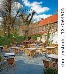 Cafe In The Garden