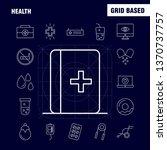 health line icon for web  print ...
