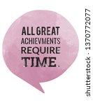 inspirational and motivational... | Shutterstock . vector #1370772077