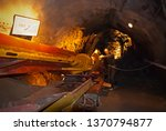 The Erzberg iron ore