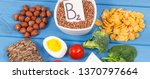 healthy ingredients or products ... | Shutterstock . vector #1370797664