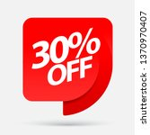 sale of special offers.... | Shutterstock .eps vector #1370970407