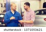 auto service  repair ... | Shutterstock . vector #1371053621