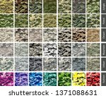 Camouflage Seamless Tile Color...