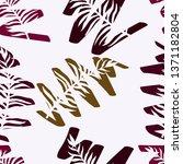 pattern illustration of... | Shutterstock .eps vector #1371182804