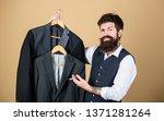 a whole new wardrobe. wardrobe... | Shutterstock . vector #1371281264