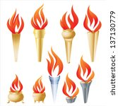 Torch Vector Set