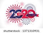 vector illustration of ... | Shutterstock .eps vector #1371310931