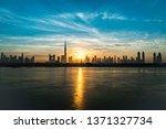 Sunrise In Dubai  Dawn  Morning ...