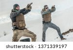 two military and army special...   Shutterstock . vector #1371339197
