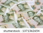 collection of the chinese... | Shutterstock . vector #1371362654