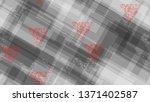 grunge geometric seamless...   Shutterstock .eps vector #1371402587