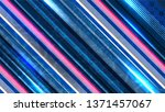 vector of usa color backgrounds ... | Shutterstock .eps vector #1371457067