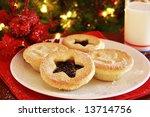 Santa's Treats   Plate Of...