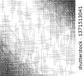 hand drawn background  hatch... | Shutterstock .eps vector #1371513041