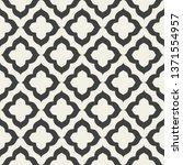 seamless vector pattern | Shutterstock .eps vector #1371554957