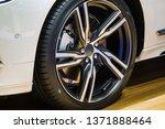 car mag wheel.magnesium alloy... | Shutterstock . vector #1371888464