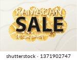 ramadan kareem background place ...   Shutterstock .eps vector #1371902747