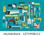 repair and construction...   Shutterstock .eps vector #1371908111