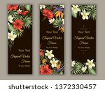 vector bookmarks with green...   Shutterstock .eps vector #1372330457