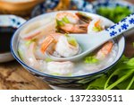 nutritious and delicious... | Shutterstock . vector #1372330511