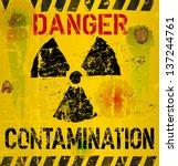 Nuclear Contamination Warning...