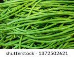 Close Up Organic Long Bean...