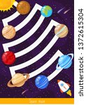 educational children game ...   Shutterstock .eps vector #1372615304
