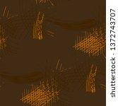 various pencil hatches.... | Shutterstock .eps vector #1372743707