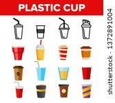 Disposable Plastic Cup Linear...
