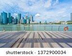 singapore  21 jan 2019  ... | Shutterstock . vector #1372900034