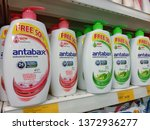 kuala lumpur  malaysia   09...   Shutterstock . vector #1372936277