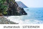 rock end seashore   Shutterstock . vector #1373354654