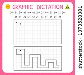 Graphic Dictation. Snake....