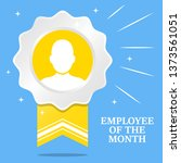 employee of the month  talent...   Shutterstock .eps vector #1373561051