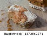 ancient salt exploitation of...   Shutterstock . vector #1373562371