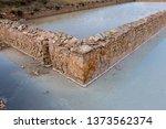 ancient salt exploitation of...   Shutterstock . vector #1373562374