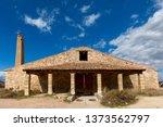 ancient salt exploitation of...   Shutterstock . vector #1373562797