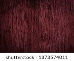 texture of dark burgundy old... | Shutterstock . vector #1373574011